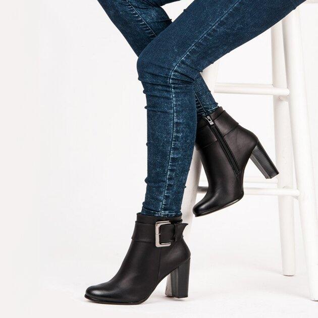 Členkové topánky 044fb223270