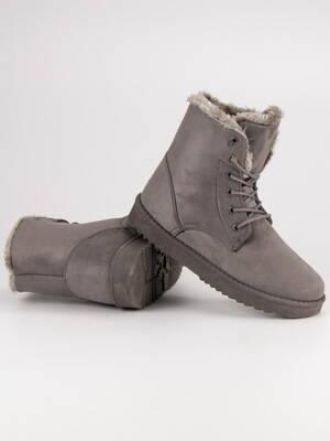 0f875d5313f2 Dámske topánky na zimu FOREVER 2017-09G