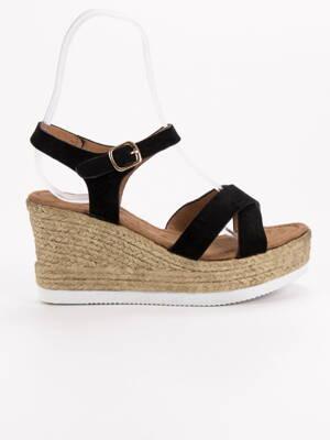 5400bc4657f1 Platformové sandále ORION XL104B