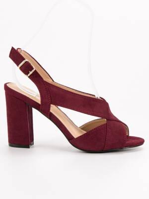 f5b24c4759ca Elegantné dámske sandále ABLOOM A8019WI