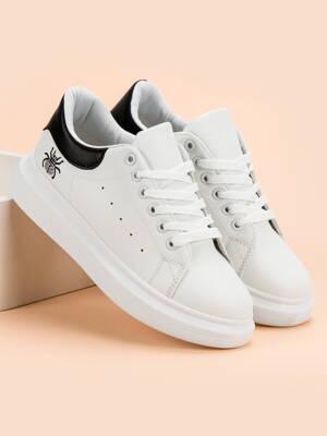 99dfbe34f6 Biele dámske tenisky BLACK K1951502B