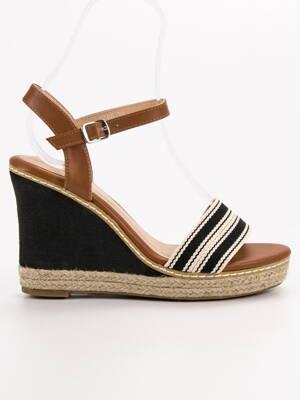 3196b91e49 Vysoké námornícke sandále SUMMER 9068B-B