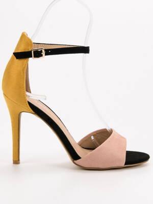 5f41da9d5f Spoločenské sandále STAR WD100Y