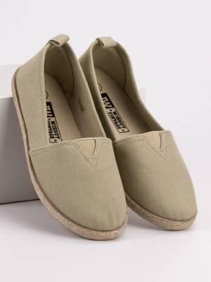 21fb11f013343 Detská letná obuv ESPADRILLE WI-44-049BE