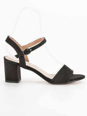 5cc1698a74 Čierne letné sandále KARIN 9SD72-0839B