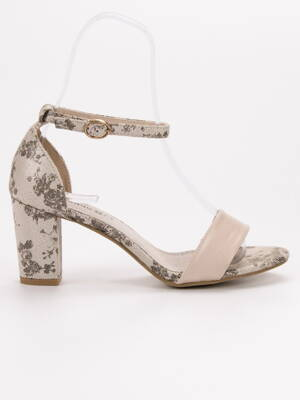 54cdcefe7062 Elegantné sandále FLOWER FL281BE
