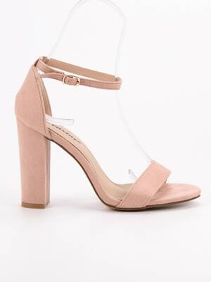 0d4ebae19b Elegantné béžové dámske sandále STAR NC795BE