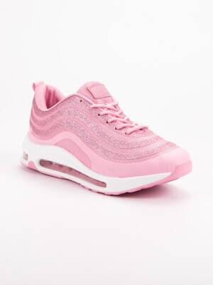 96f93758a9 Ružové tenisky na platforme MA07L.P
