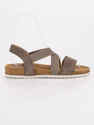 a7a497f2ef08 Nazúvacie dámske sandále EVENTO 9SD35-0317KH