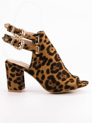 a36ed20292 Elegantné semišové sandále ERYNN FL18LEO