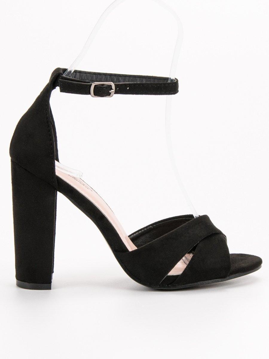 c794cd5852 Elegantné dámske sandále SHELOVET 369-34B