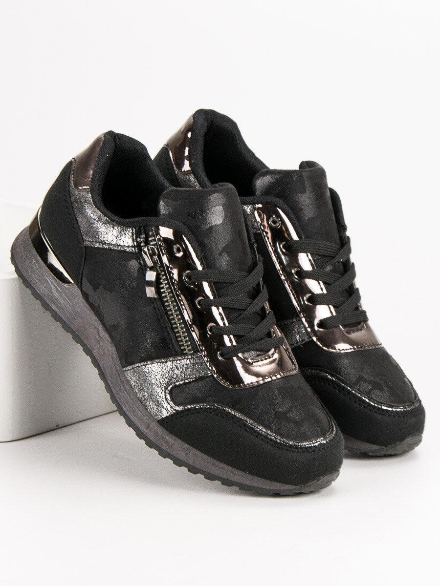 Čierne botasky HELEN 6239B 3e922a61641