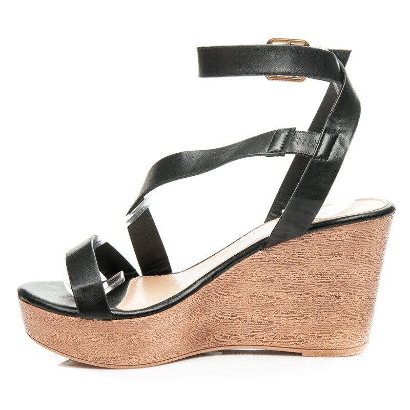 40cb0e95284fe Sandále na platforme-výpredaj Sandále na platforme-výpredaj