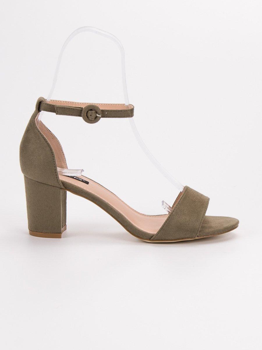de1e94b8d Štýlové dámske sandále VICES 9264-31OL-GR