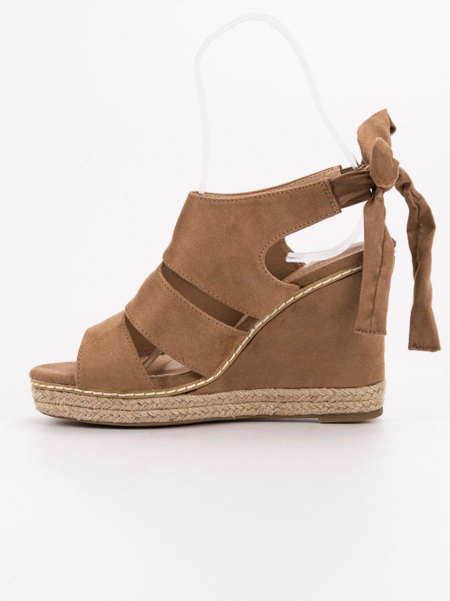39c75e11fb03 Vysoké sandále na kline 66-358C. PrevNext