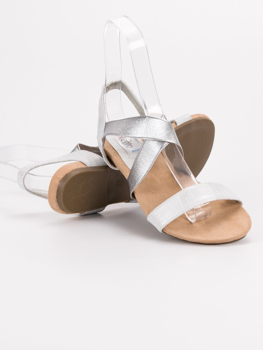 cf0dc9753f Dámske sandále na gumičku 8SD77-2332S