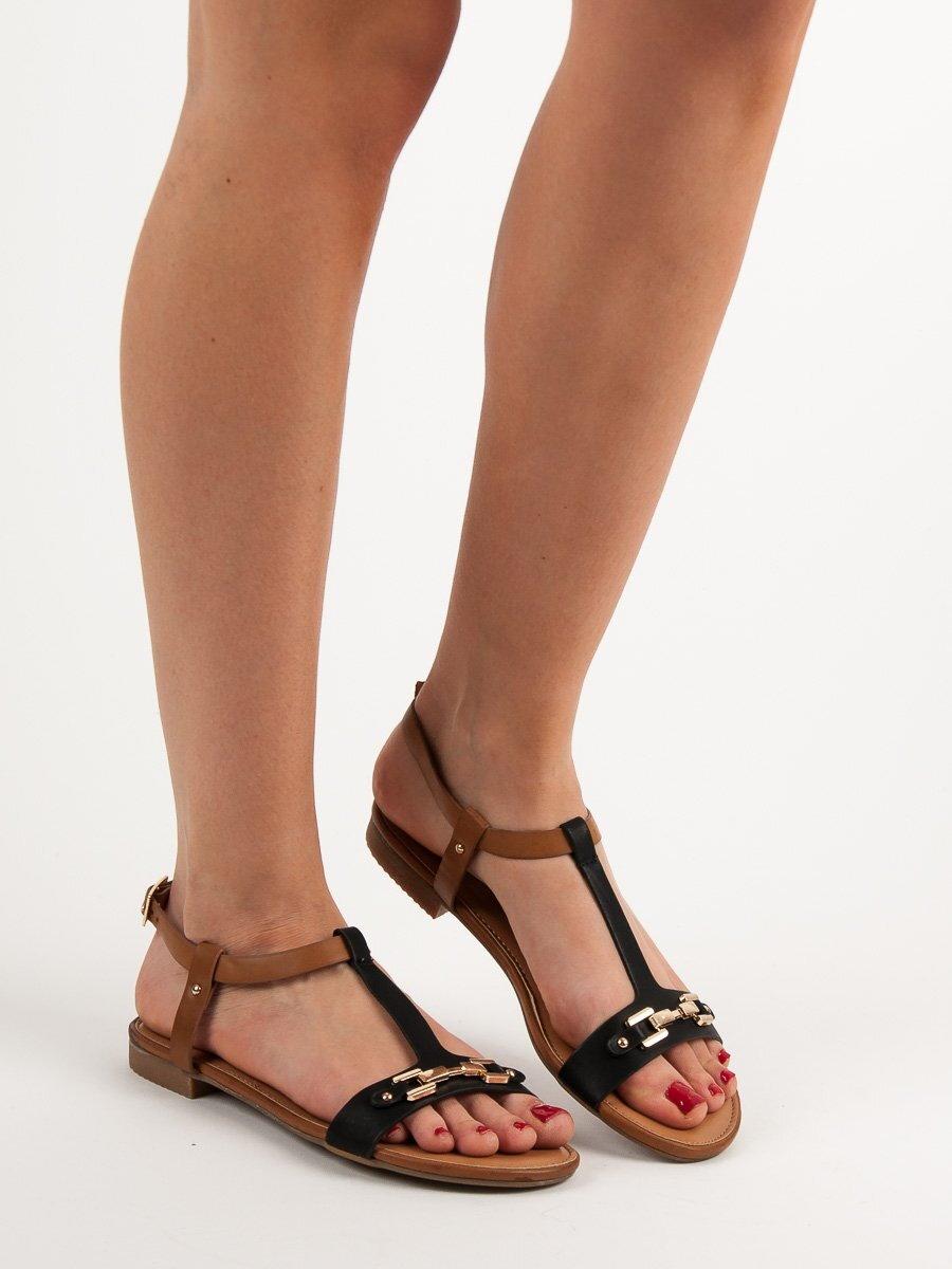 09fd0064c5b8 Sandále na leto LEROS FE06B. PrevNext