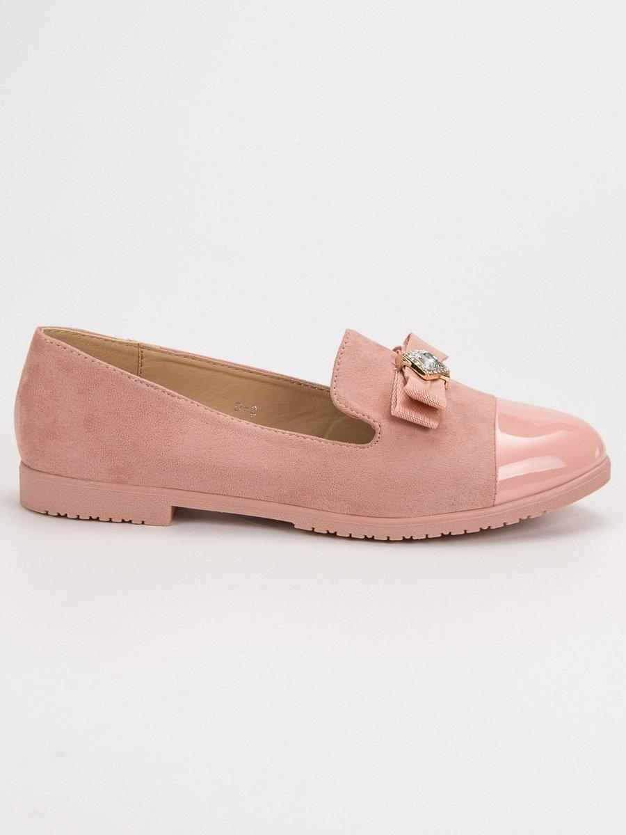 87119d226a14 Ružové dámske balerínky ROXY D-2P. PrevNext