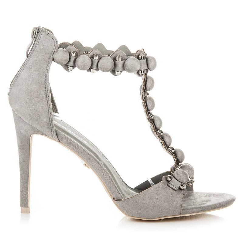 666c193fdfe Elegantné sandále na podpätku-výpredaj Elegantné sandále na  podpätku-výpredaj