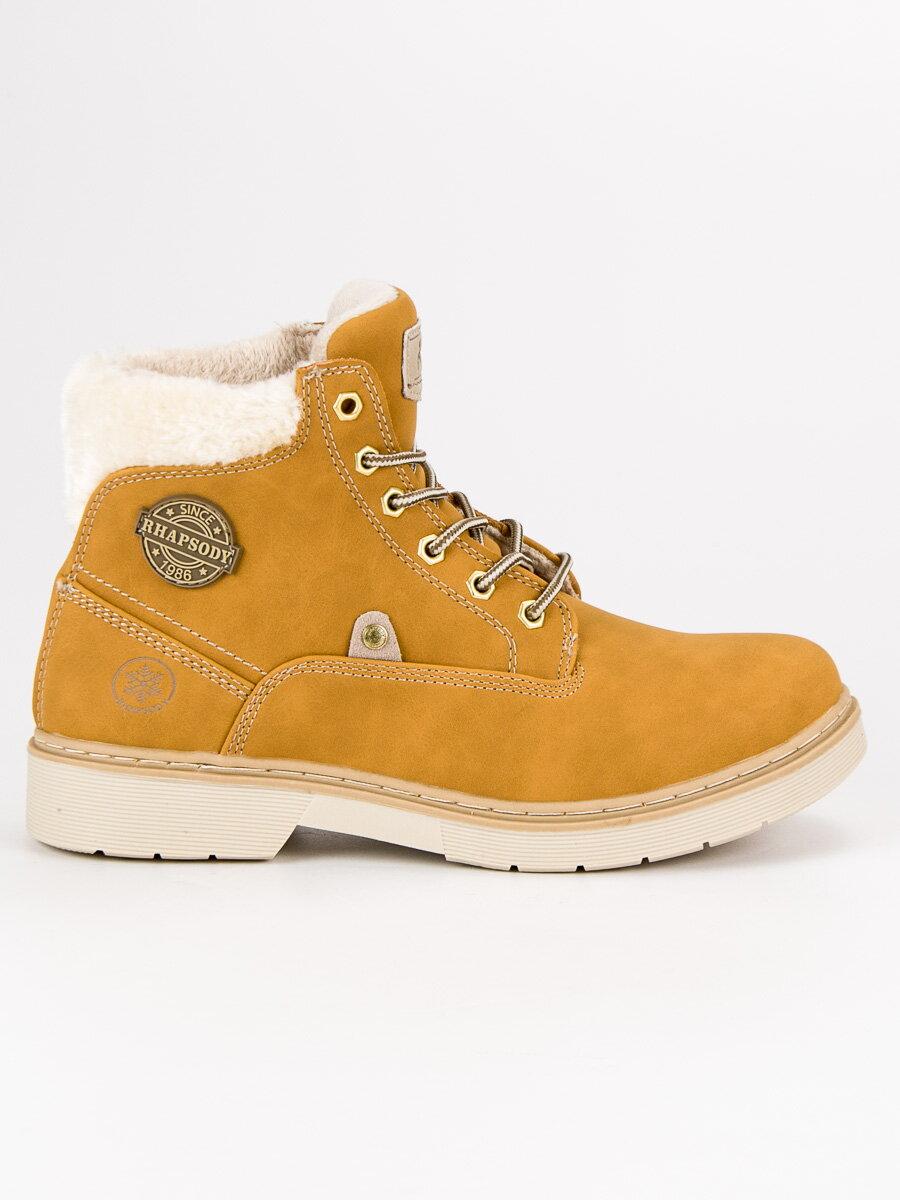 f21943ee9571 Dámske zimné topánky AMERICAN