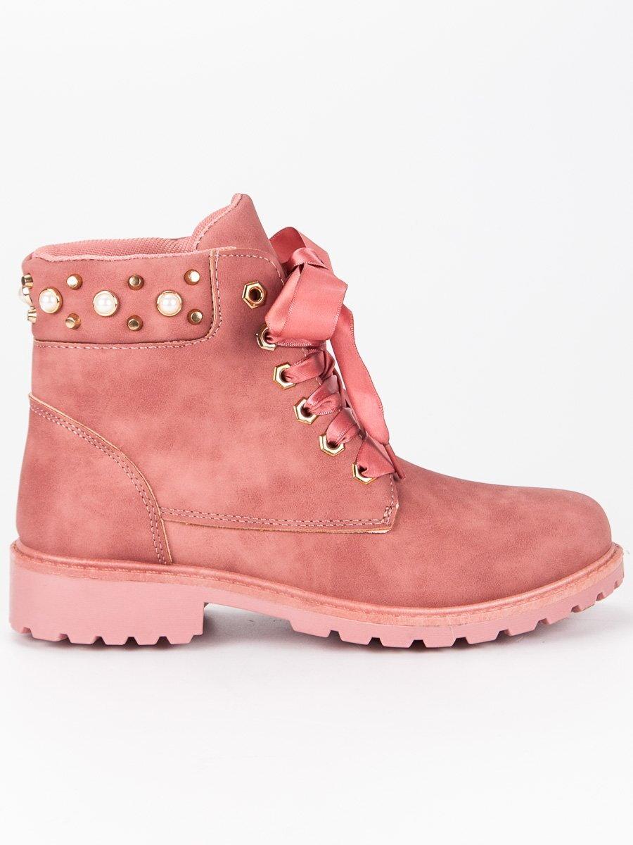 6724257ed Ružové workery CASUAL