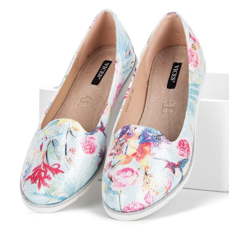 ad7e1a217d Jarné dámske topánky lordsy 1408-45MI