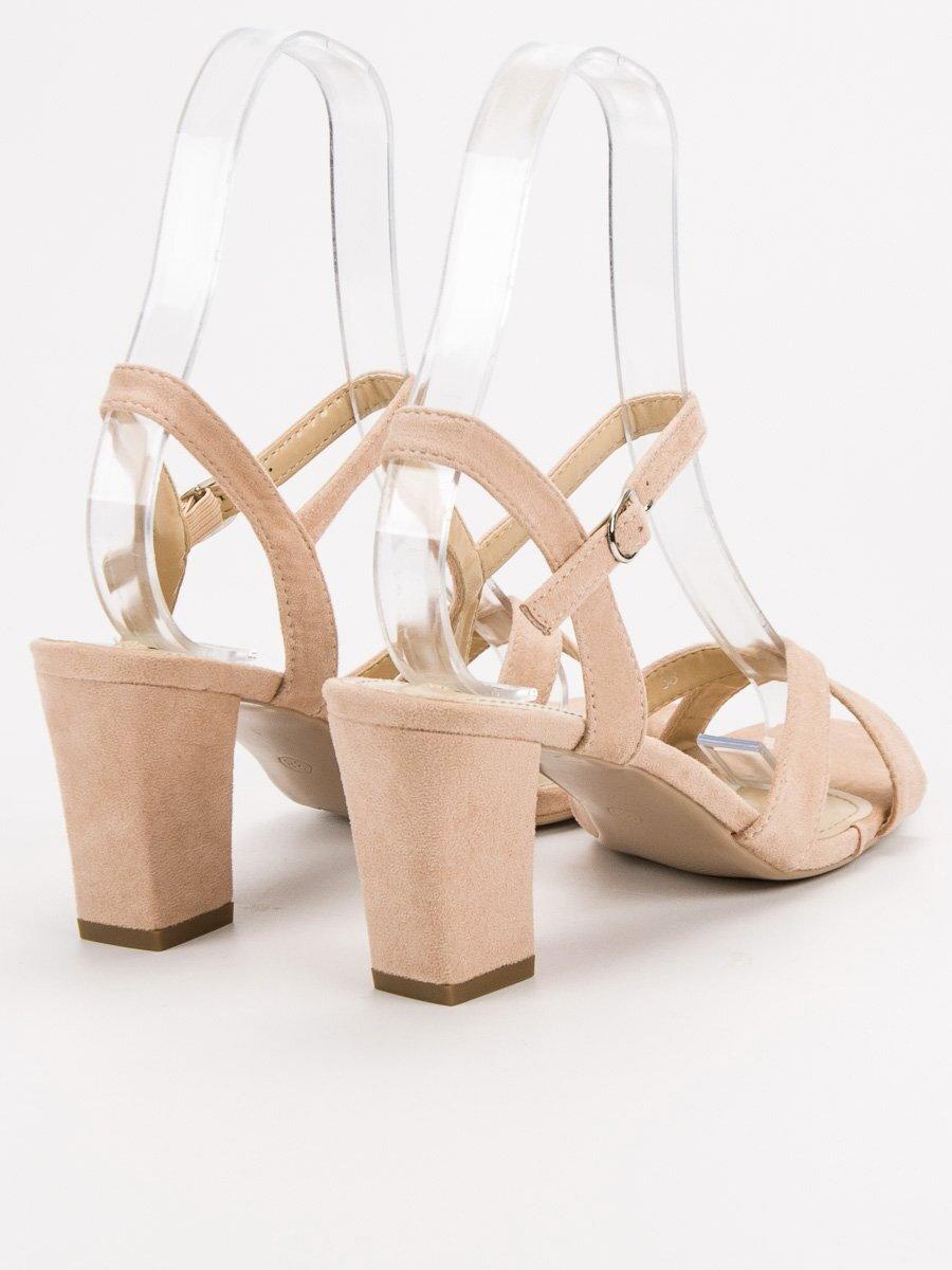 f0a5036410dc Telové sandále na leto JUMEX FH39002BE. PrevNext