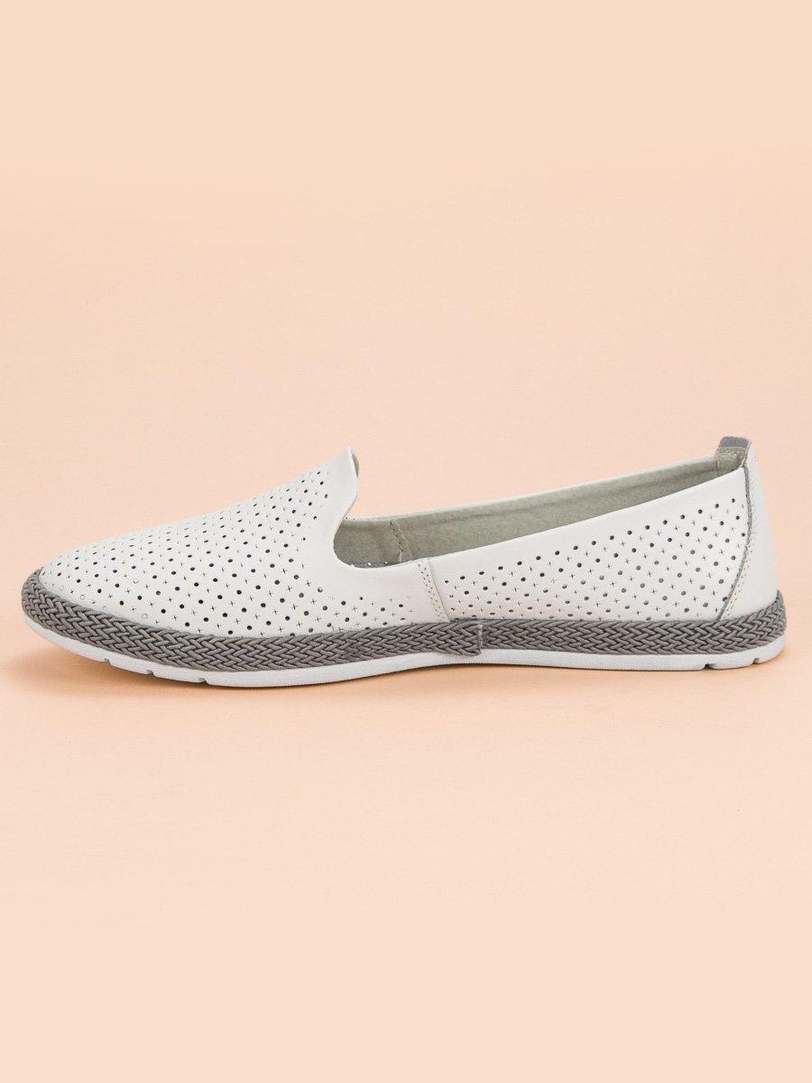 e03a98011d8b Dámske kožené topánky na jar DP081 19W